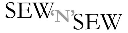 Sew 'n' Sew